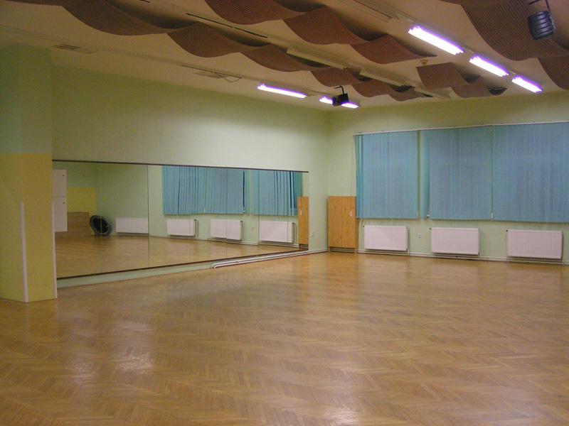 Aerobní sál